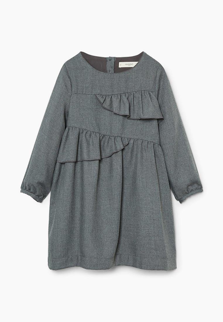 Повседневное платье Mango Kids (Манго Кидс) 33083744