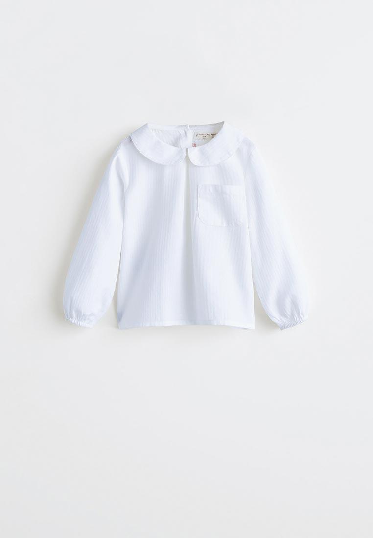 Рубашка Mango Kids (Манго Кидс) 33088813