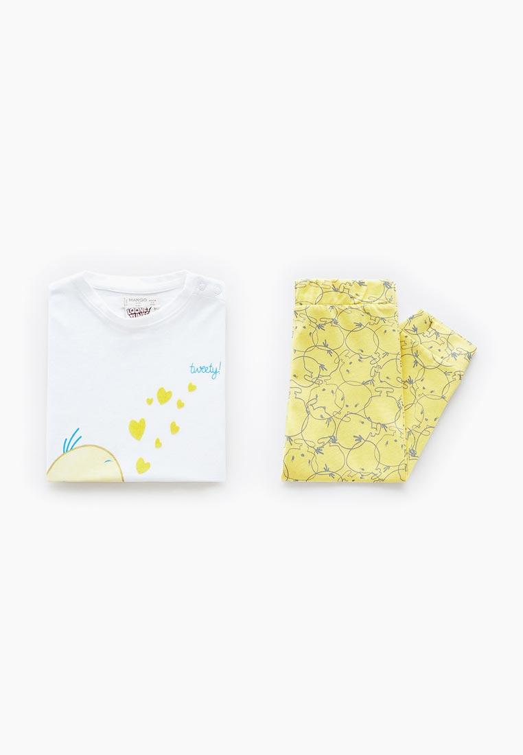 Пижама Mango Kids (Манго Кидс) 33097644