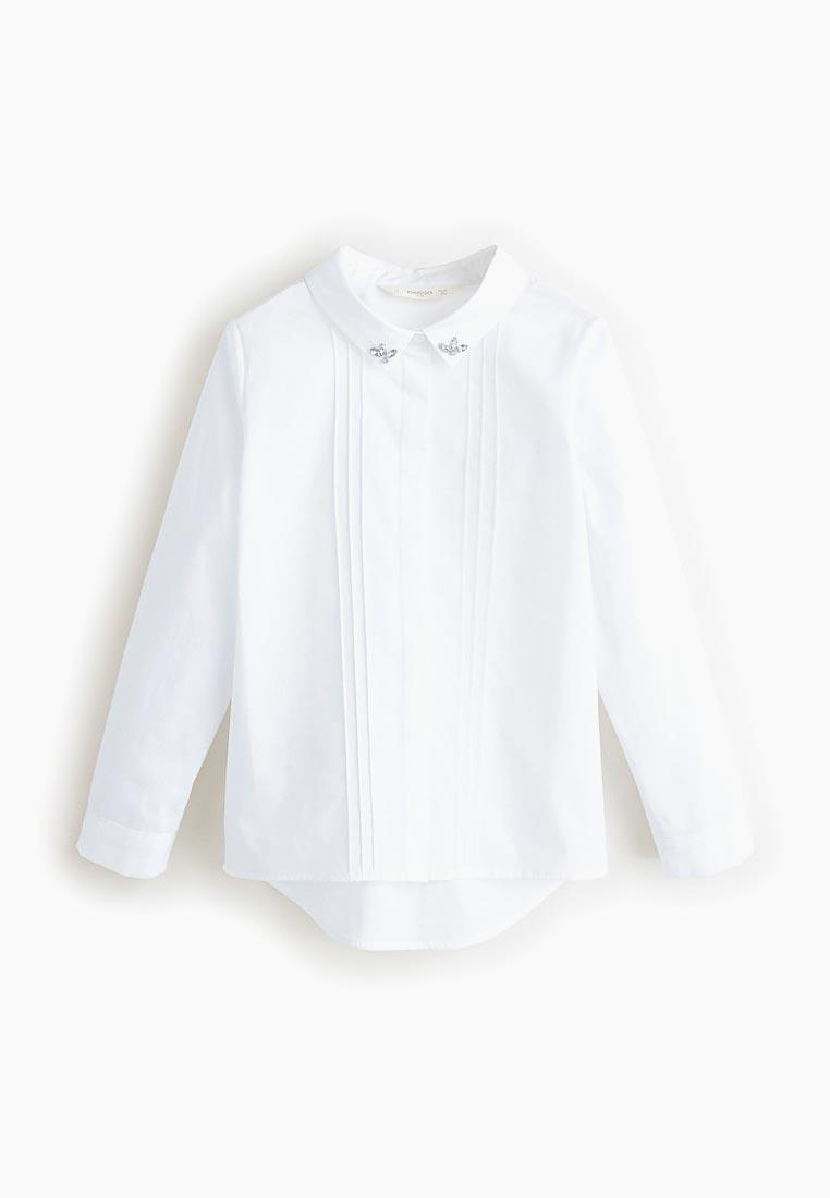 Рубашка Mango Kids (Манго Кидс) 43050477