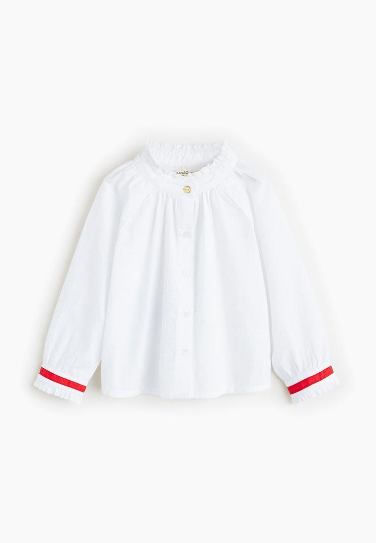 Рубашка Mango Kids (Манго Кидс) 43080504
