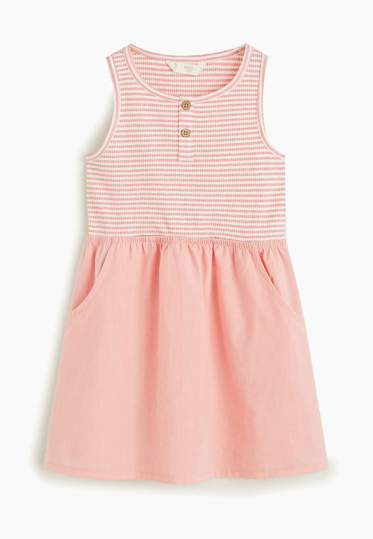 Повседневное платье Mango Kids (Манго Кидс) 53070691
