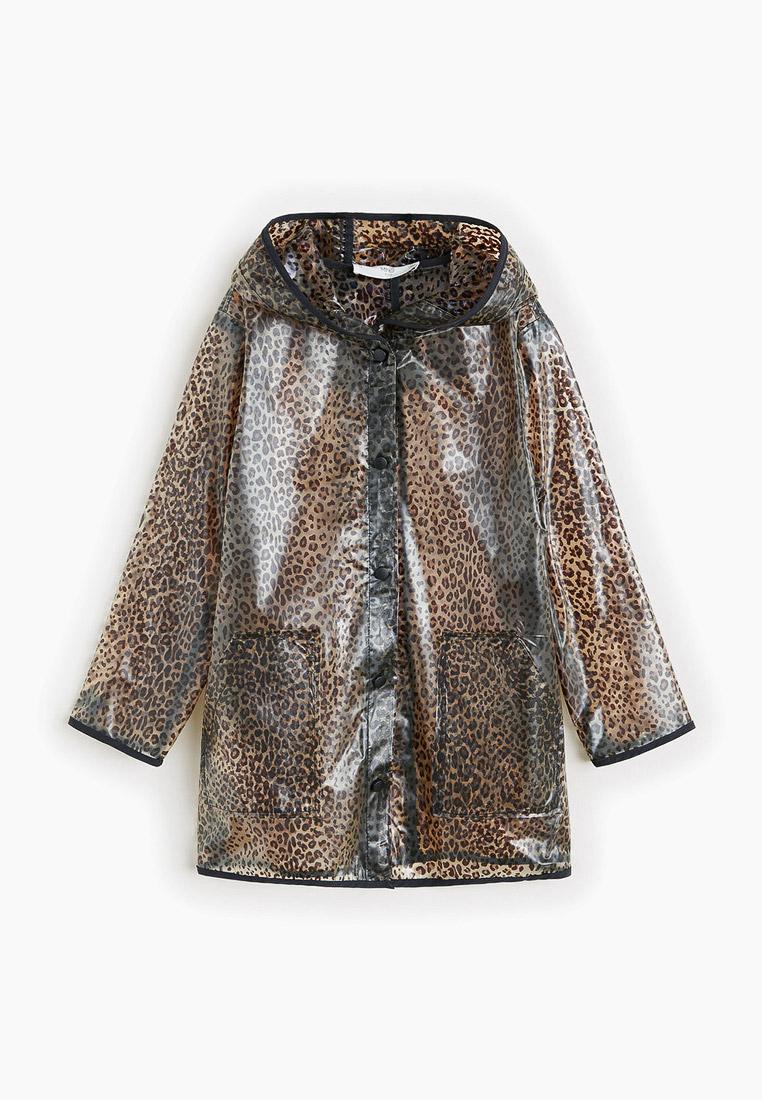 Пальто для девочек Mango Kids (Манго Кидс) 53080692
