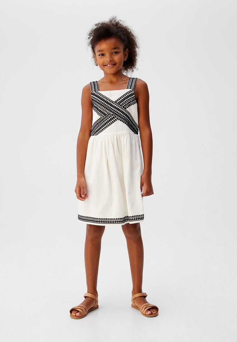 Повседневное платье Mango Kids (Манго Кидс) 53060693