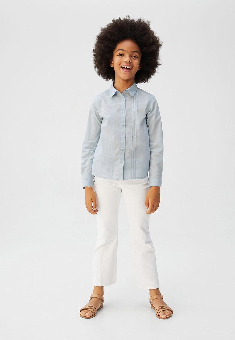 Рубашка Mango Kids (Манго Кидс) 53070772