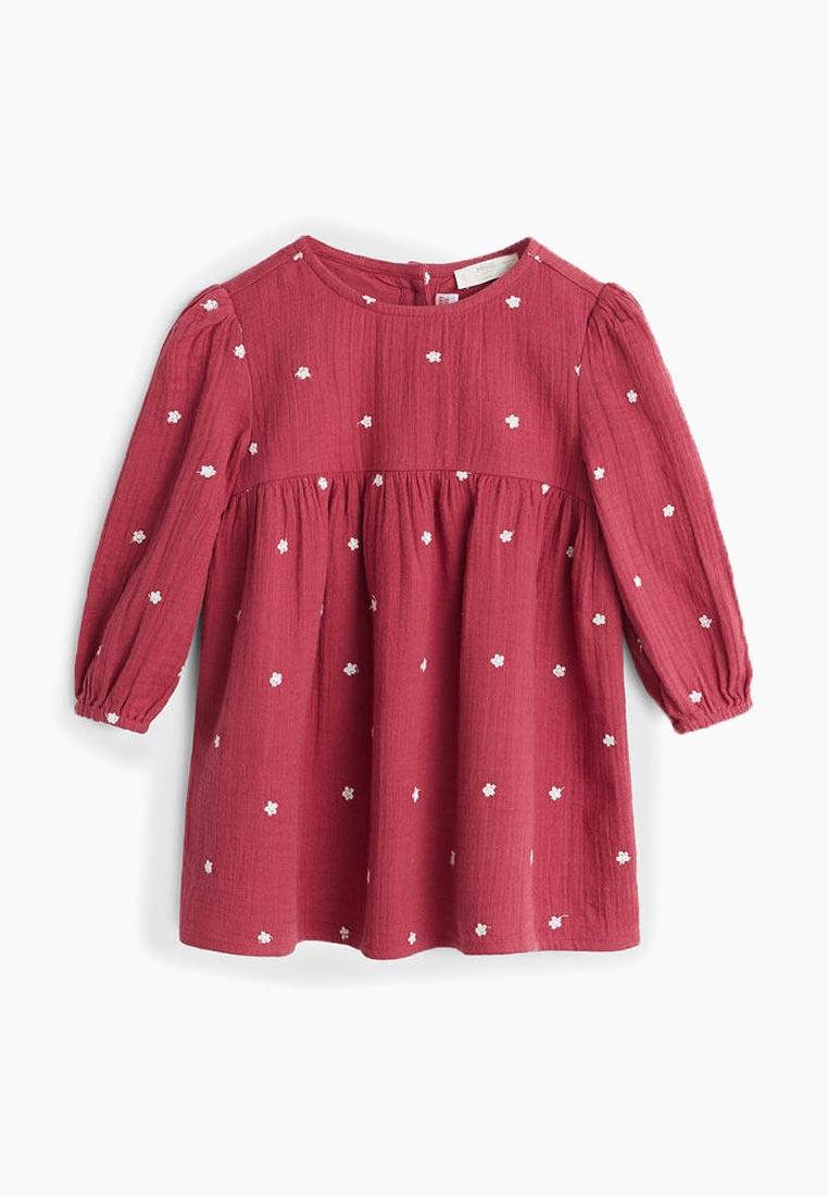 Повседневное платье Mango Kids (Манго Кидс) 53025021
