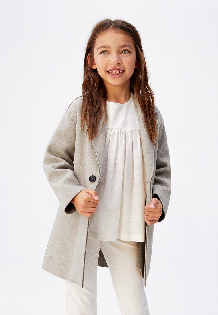 Пальто для девочек Mango Kids (Манго Кидс) 53065015