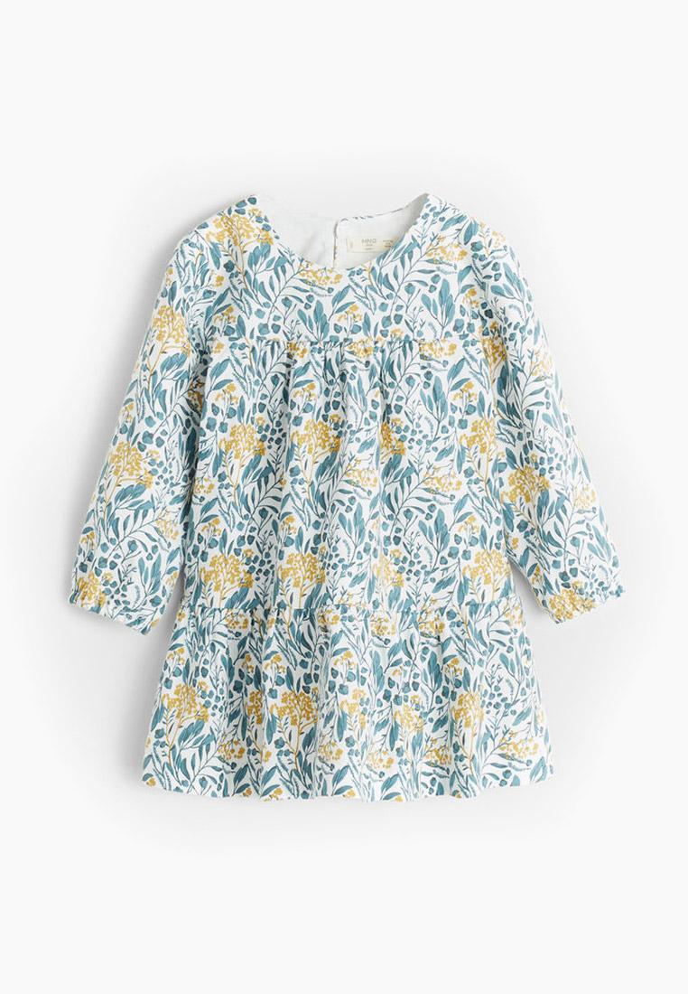 Повседневное платье Mango Kids (Манго Кидс) 57087892