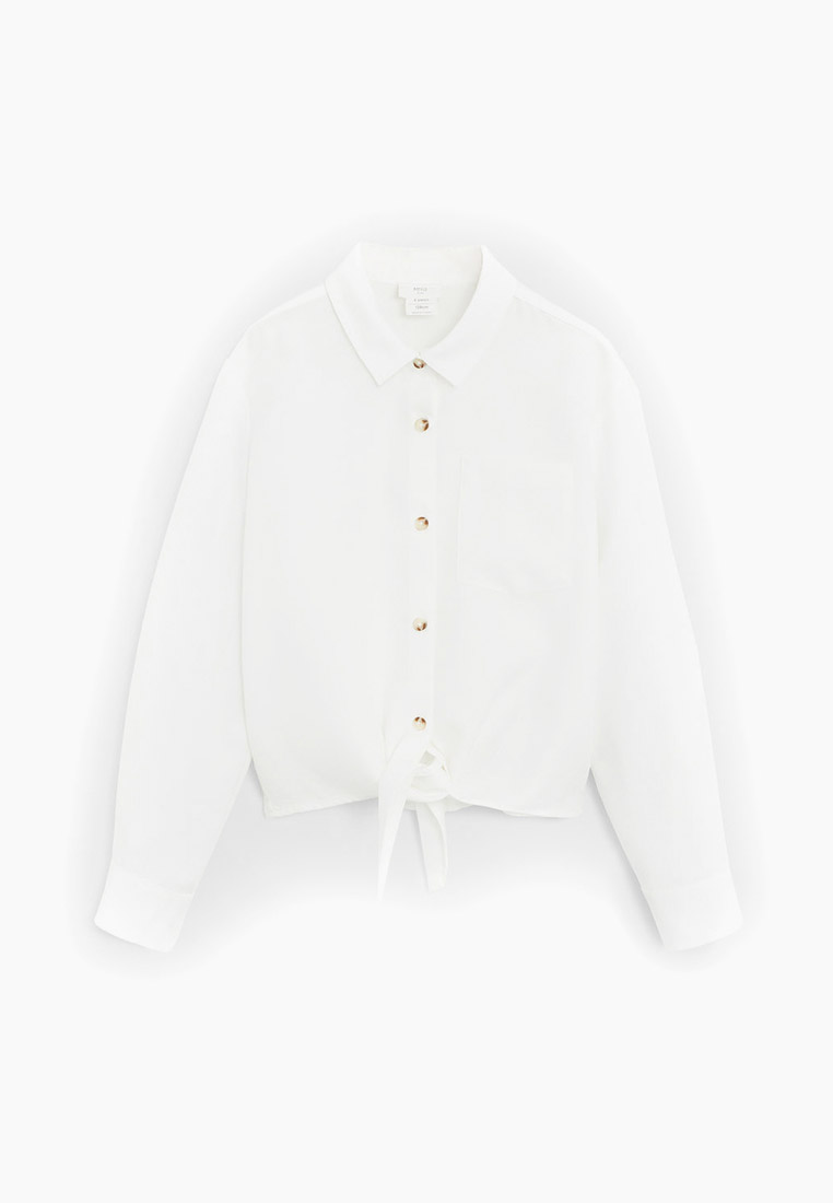 Рубашка Mango Kids (Манго Кидс) 67055134