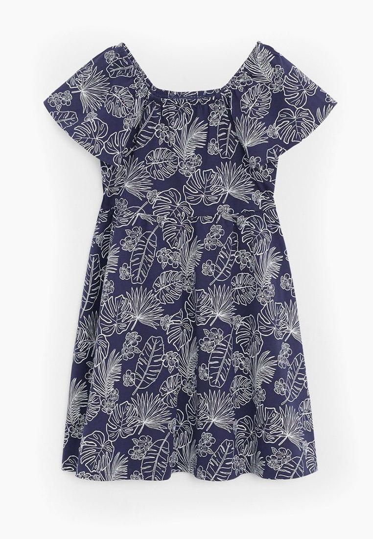 Повседневное платье Mango Kids (Манго Кидс) 67052885