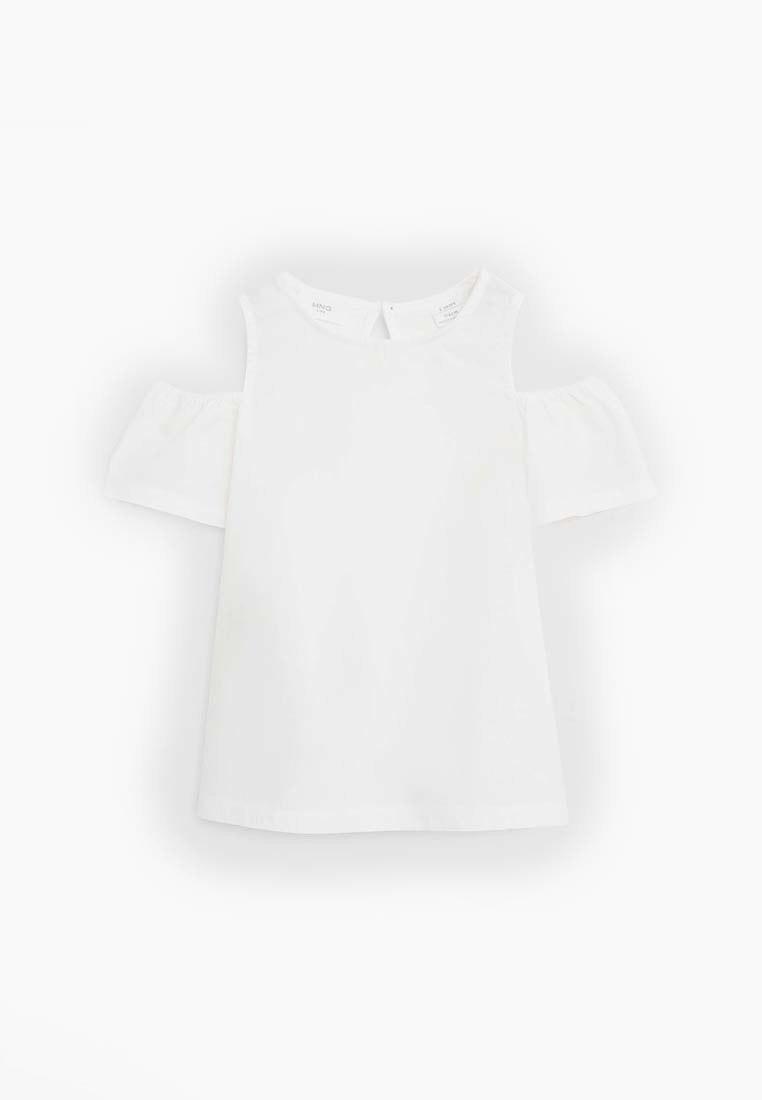 Рубашка Mango Kids (Манго Кидс) 67045956