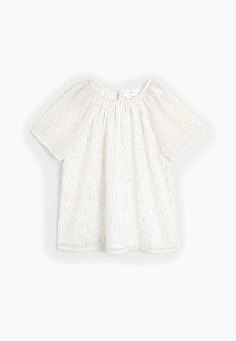 Рубашка Mango Kids (Манго Кидс) 67097643