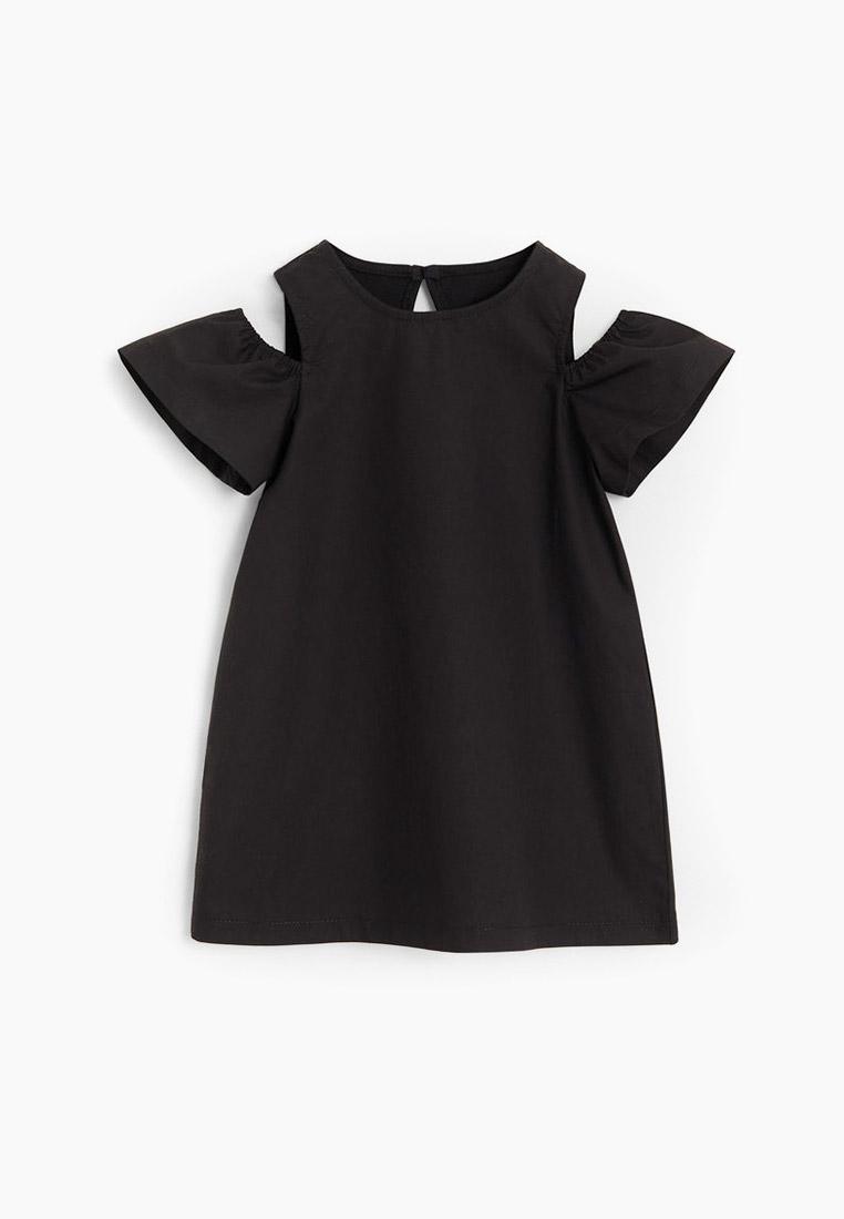 Повседневное платье Mango Kids (Манго Кидс) 77060546