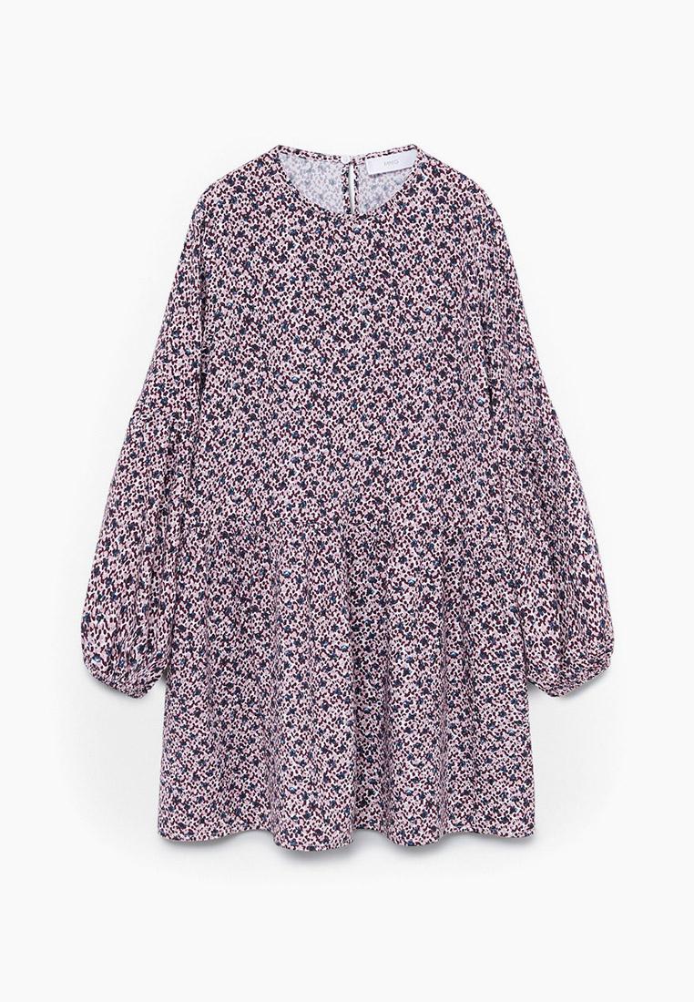 Повседневное платье Mango Kids (Манго Кидс) 77014432