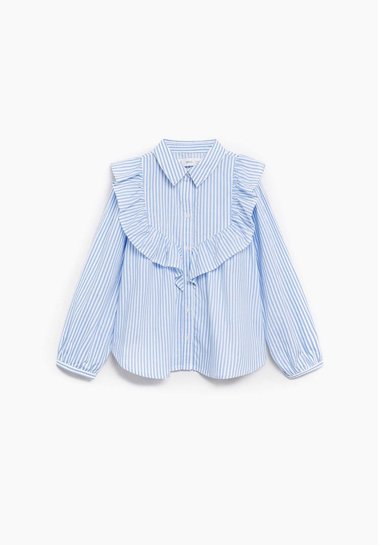 Рубашка Mango Kids (Манго Кидс) 77054417