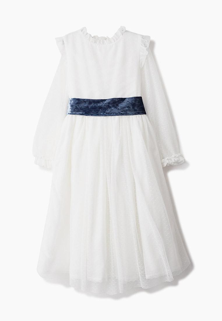 Нарядное платье Mango Kids (Манго Кидс) 77015146