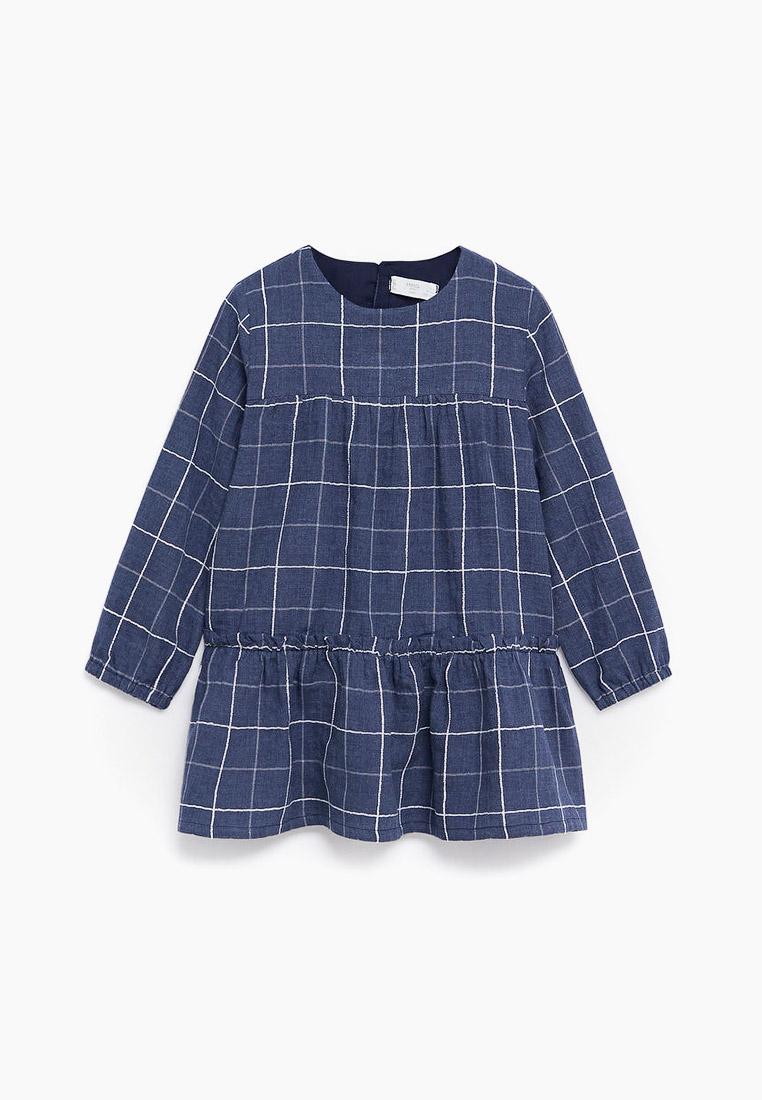 Повседневное платье Mango Kids (Манго Кидс) 77093662