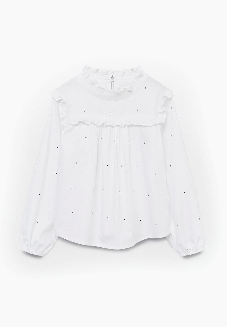 Рубашка Mango Kids (Манго Кидс) 87040033