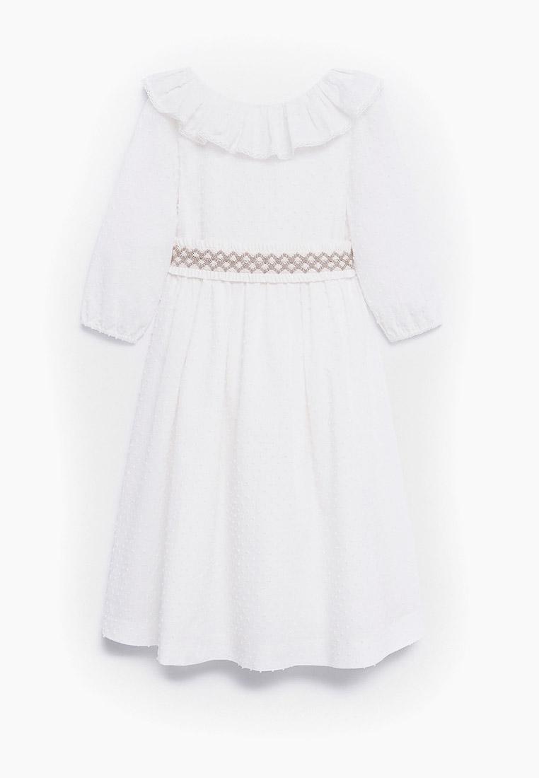 Нарядное платье Mango Kids (Манго Кидс) 87004066