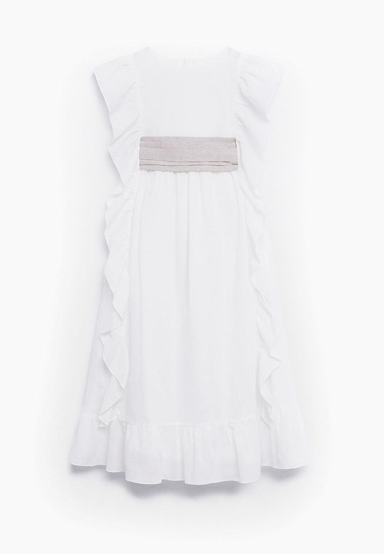 Нарядное платье Mango Kids (Манго Кидс) 87004064