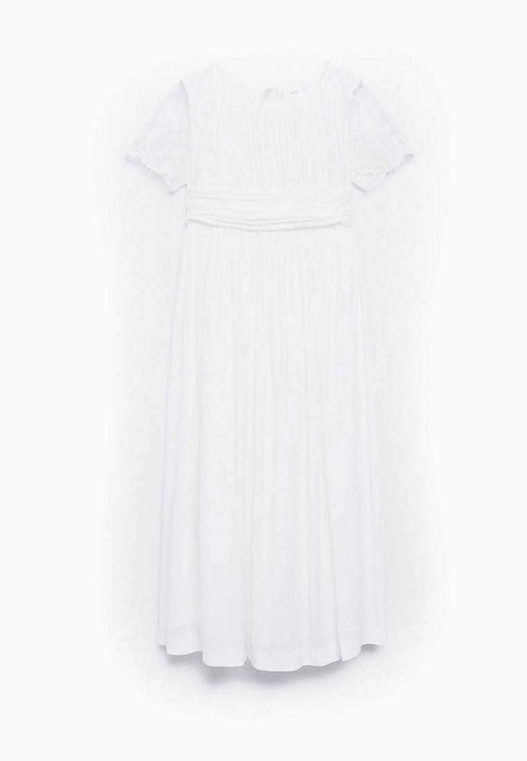Нарядное платье Mango Kids (Манго Кидс) 87004067