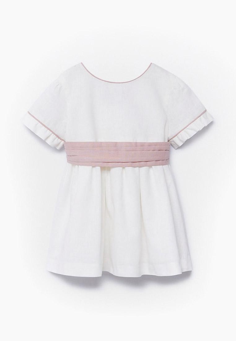 Повседневное платье Mango Kids (Манго Кидс) 87024060