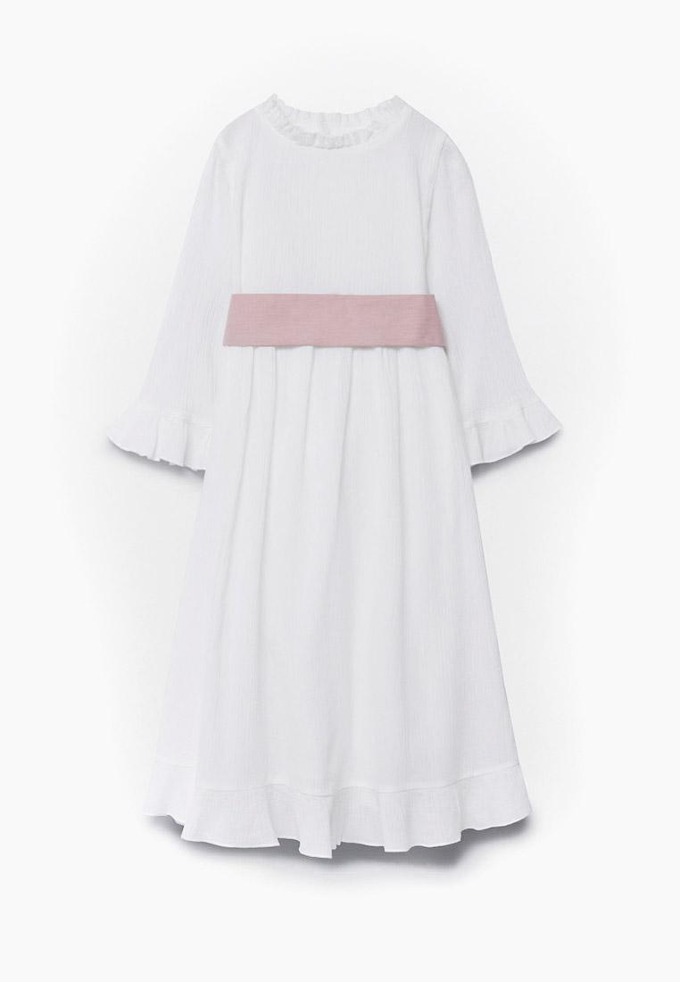 Нарядное платье Mango Kids (Манго Кидс) 87074049