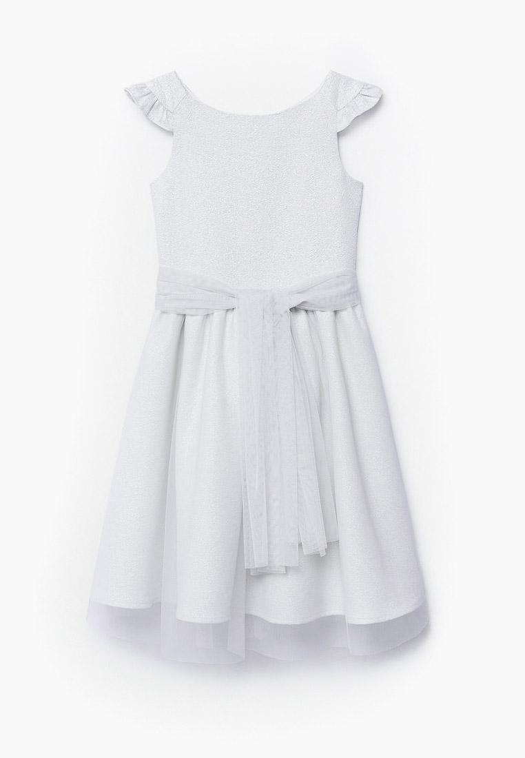 Нарядное платье Mango Kids (Манго Кидс) 87026307