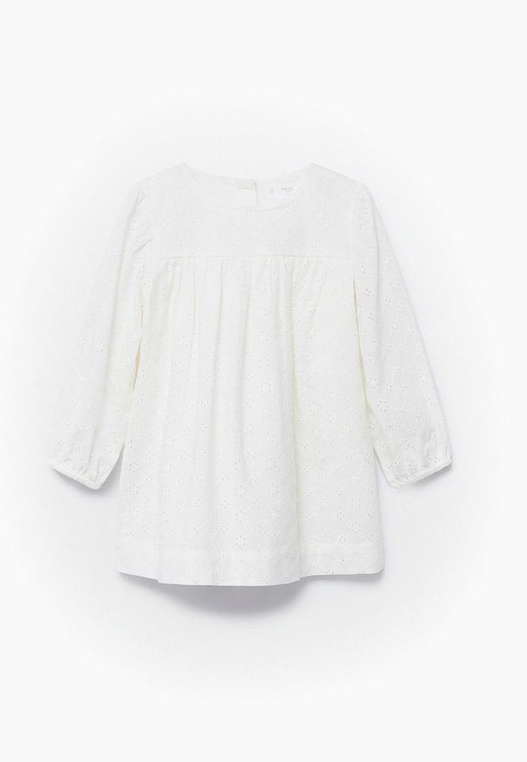 Повседневное платье Mango Kids (Манго Кидс) 87045706