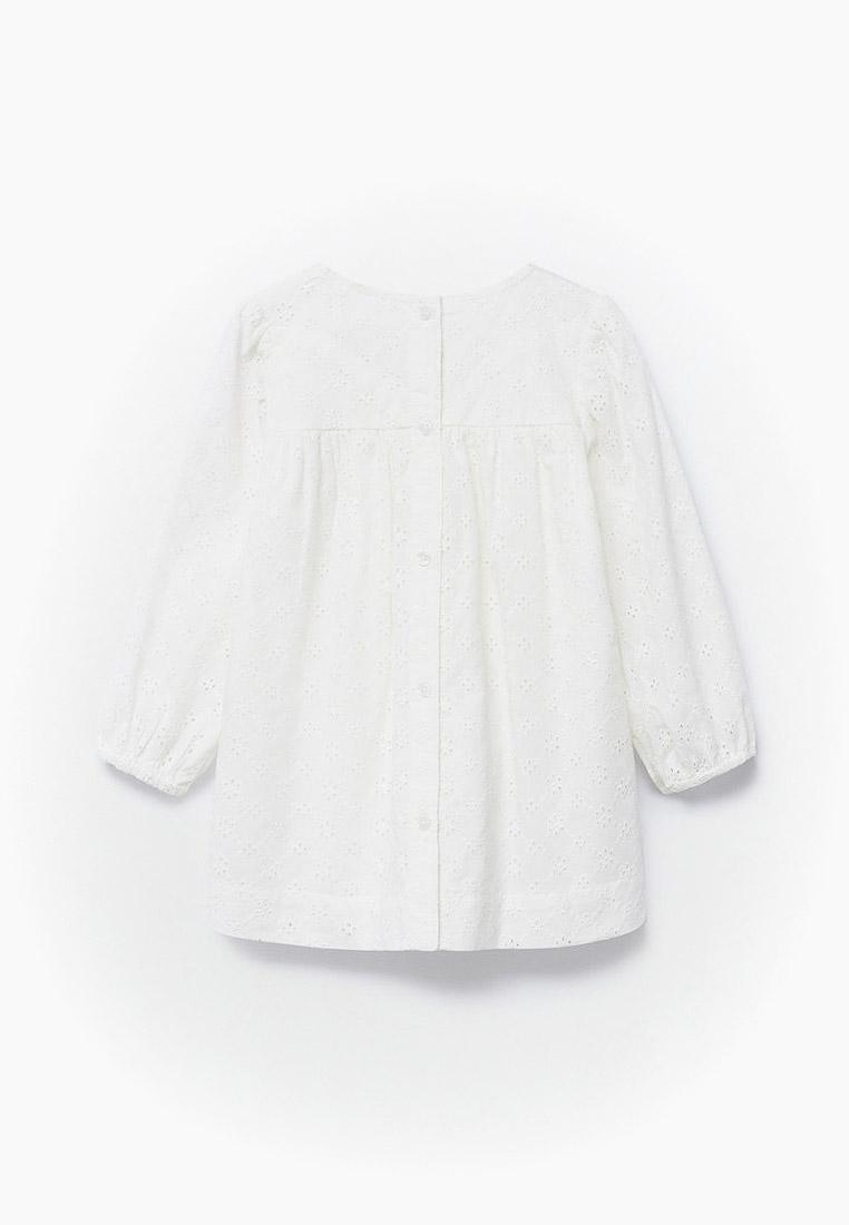 Повседневное платье Mango Kids (Манго Кидс) 87045706: изображение 2