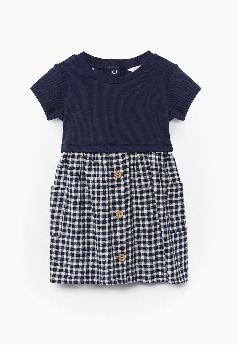 Повседневное платье Mango Kids (Манго Кидс) 87075681