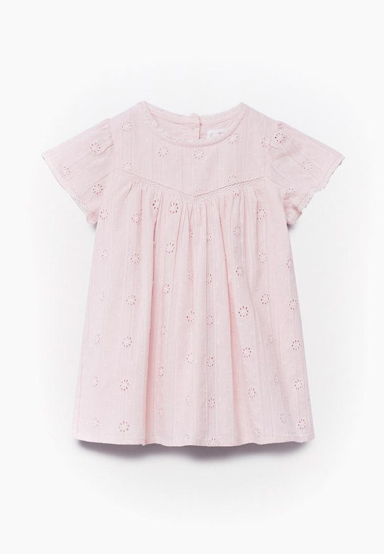 Повседневное платье Mango Kids (Манго Кидс) 87095911