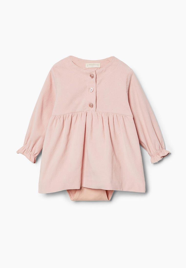 Повседневное платье Mango Kids (Манго Кидс) 33083784