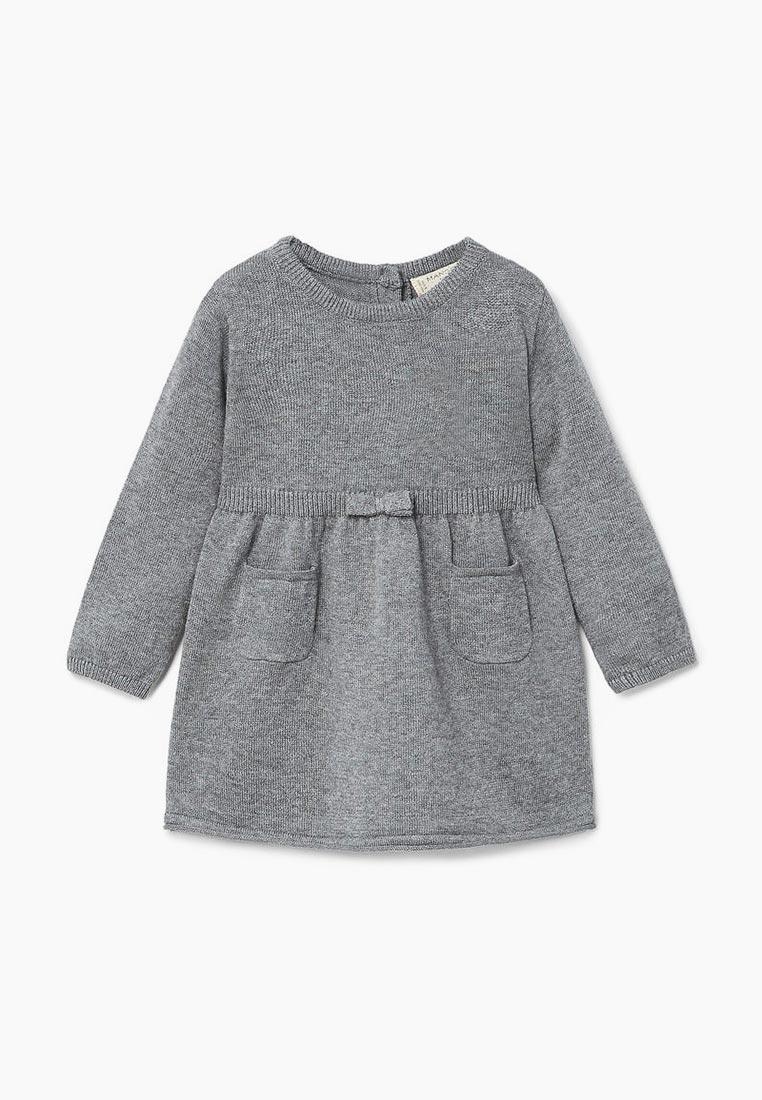Повседневное платье Mango Kids (Манго Кидс) 33080834
