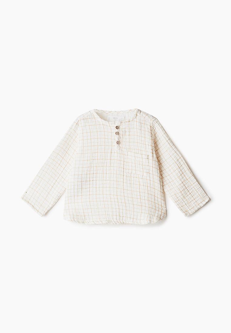 Рубашка Mango Kids (Манго Кидс) 77023259