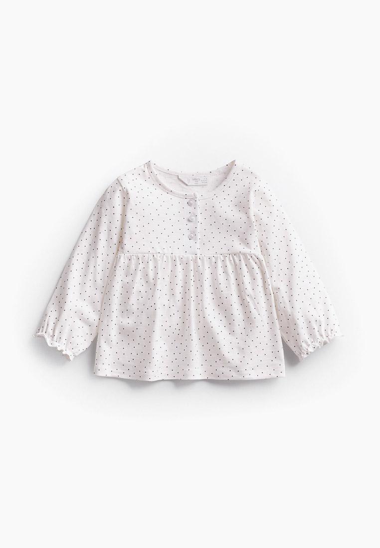 Рубашка Mango Kids (Манго Кидс) 87054384