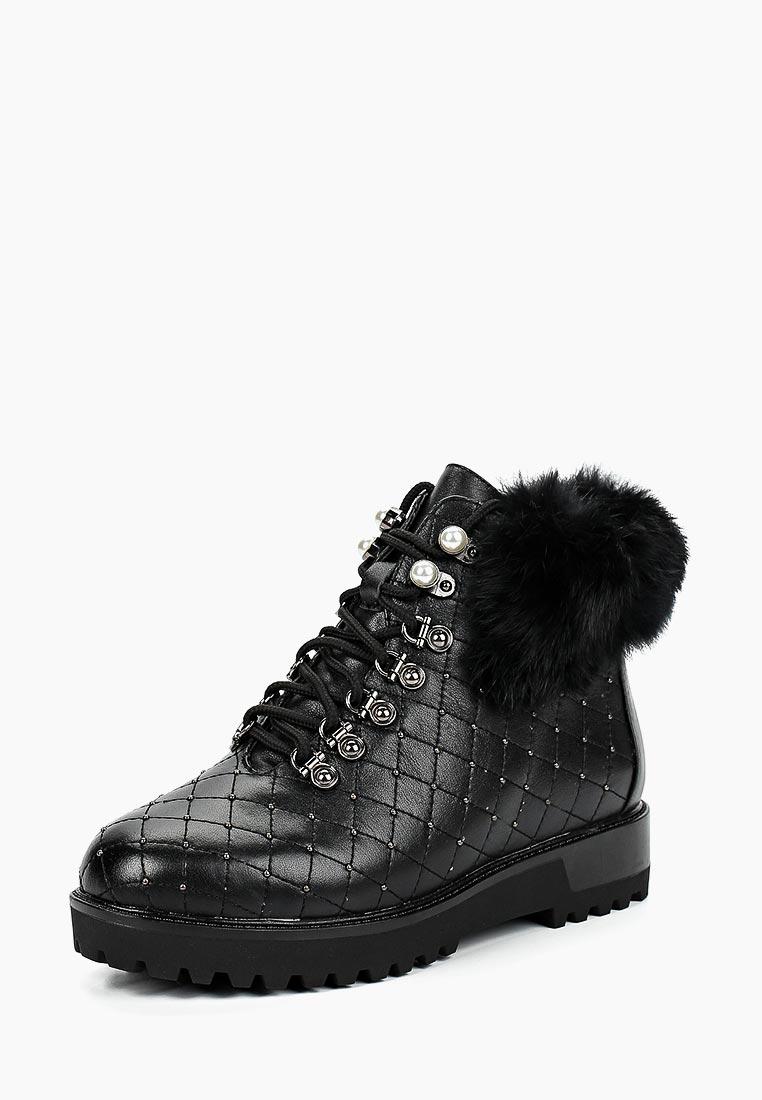 Женские ботинки MakFine 57-86-01AMK(МЕХ)