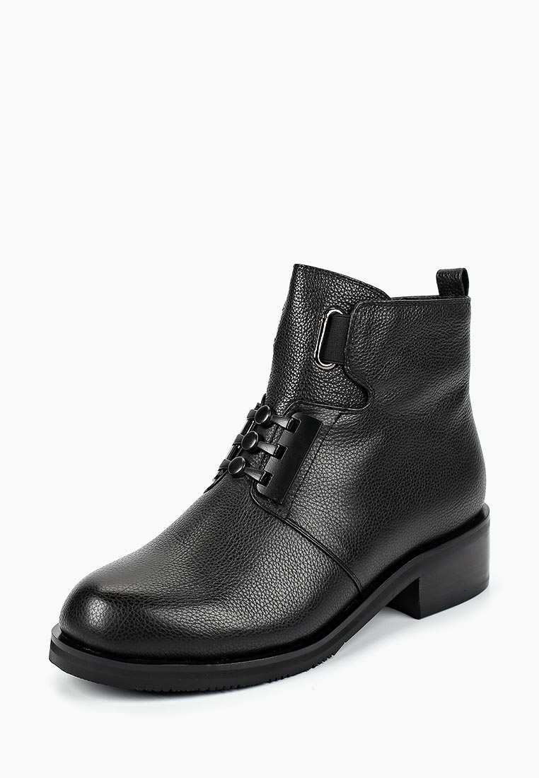 Женские ботинки MakFine 97-15-01A(МЕХ)