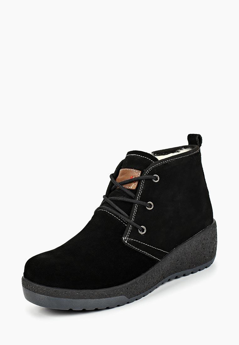 Женские ботинки MakFine 98-01-01A(ШЕРСТЬ)