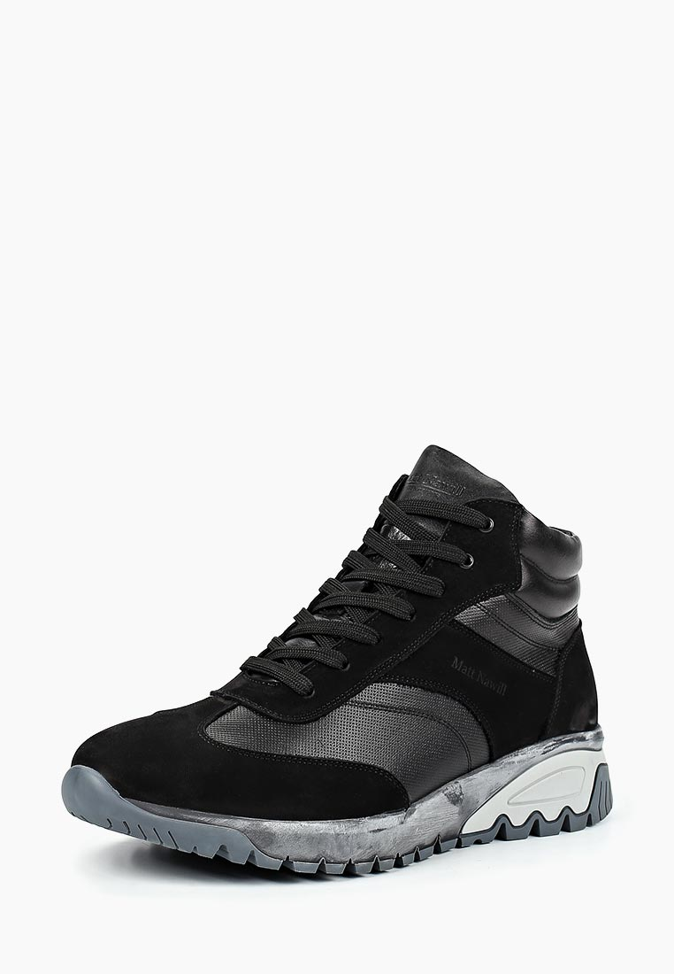 Мужские кроссовки Matt Nawill 780812BC