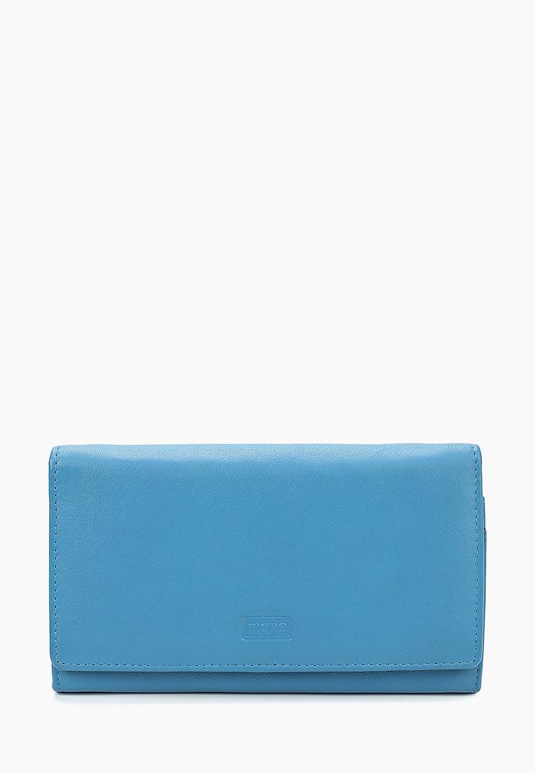 Кошелек Mano 13407 SETRU kobald blue
