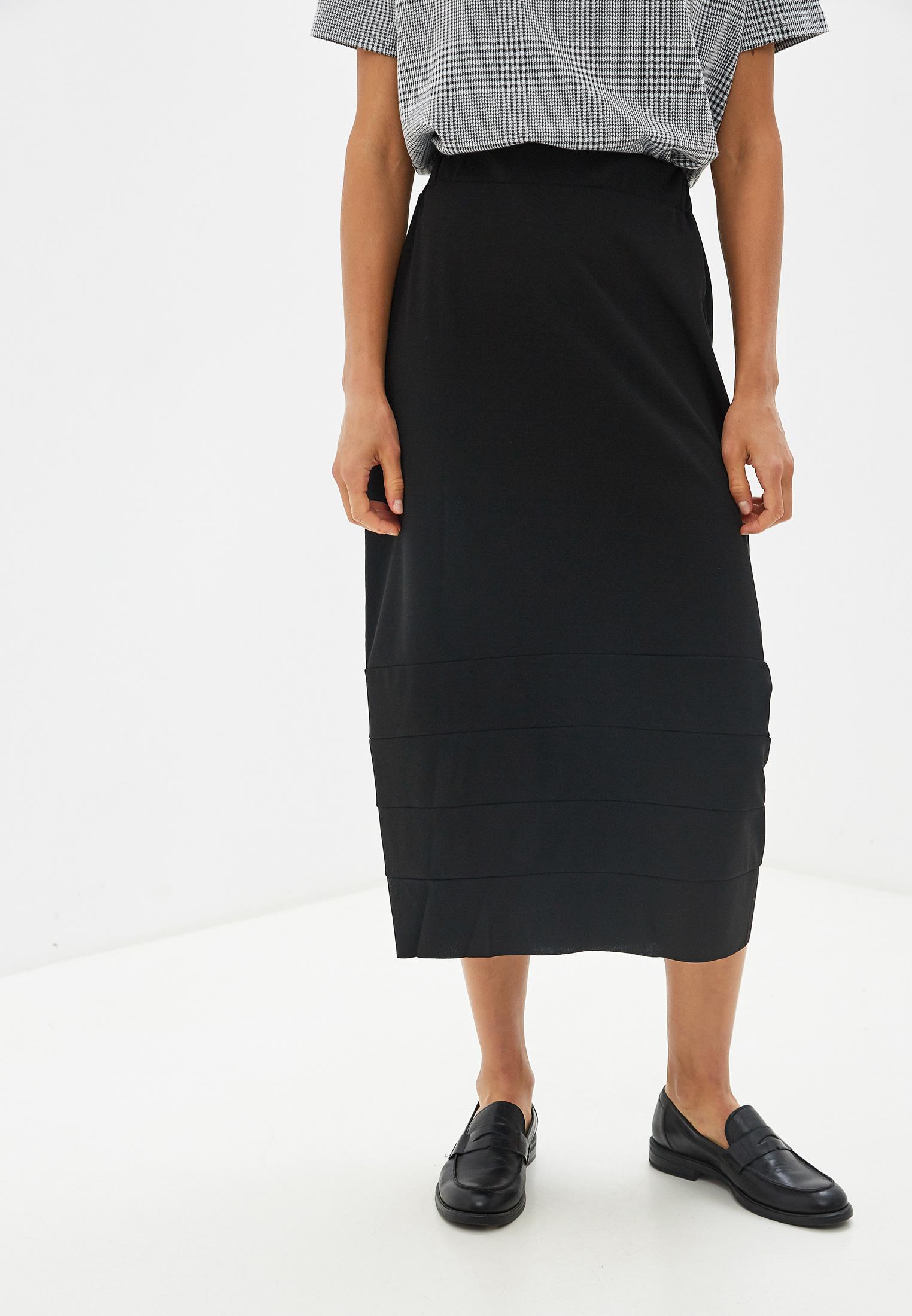 Прямая юбка Massimiliano Bini LA119-5134