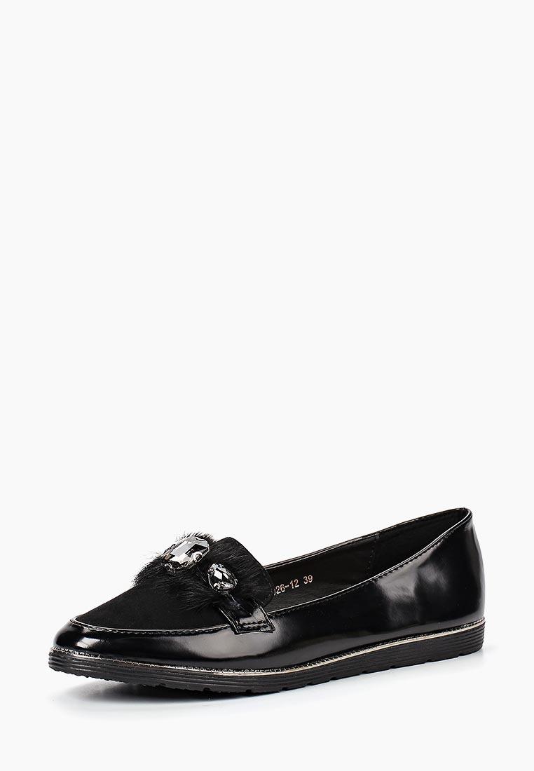 Женские лоферы Max Shoes 026-12