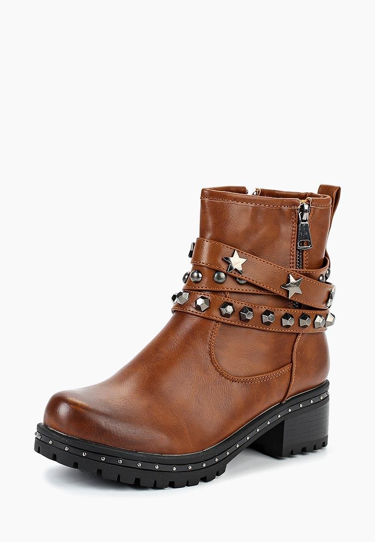 Женские полусапоги Max Shoes 80-17