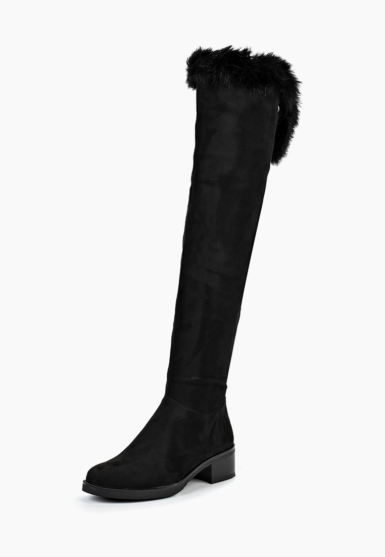 Ботфорты Max Shoes A545-B472
