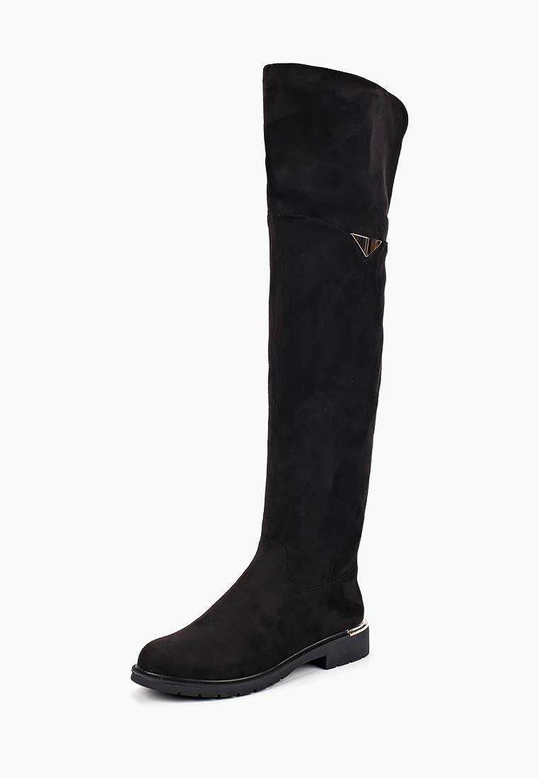 Женские ботфорты Max Shoes A549-B467