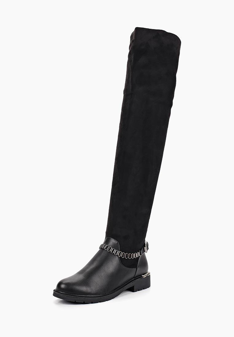 Женские ботфорты Max Shoes A549-B471