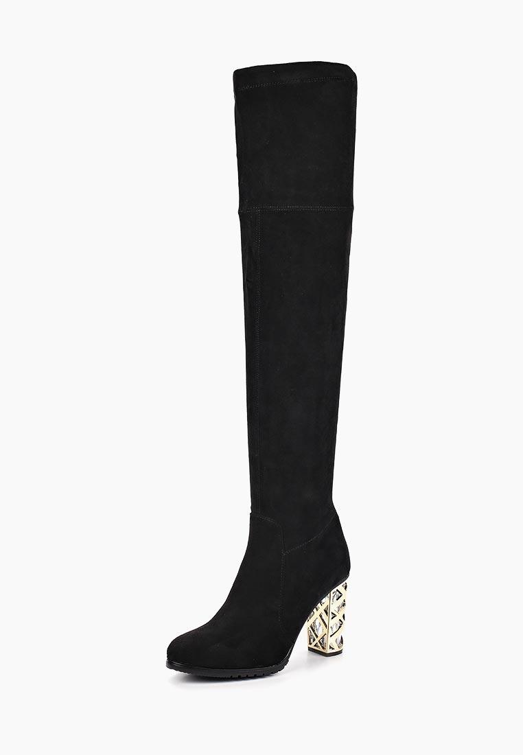 Женские ботфорты Max Shoes B422-H738