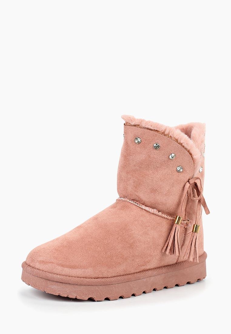 Женские полусапоги Max Shoes W-027
