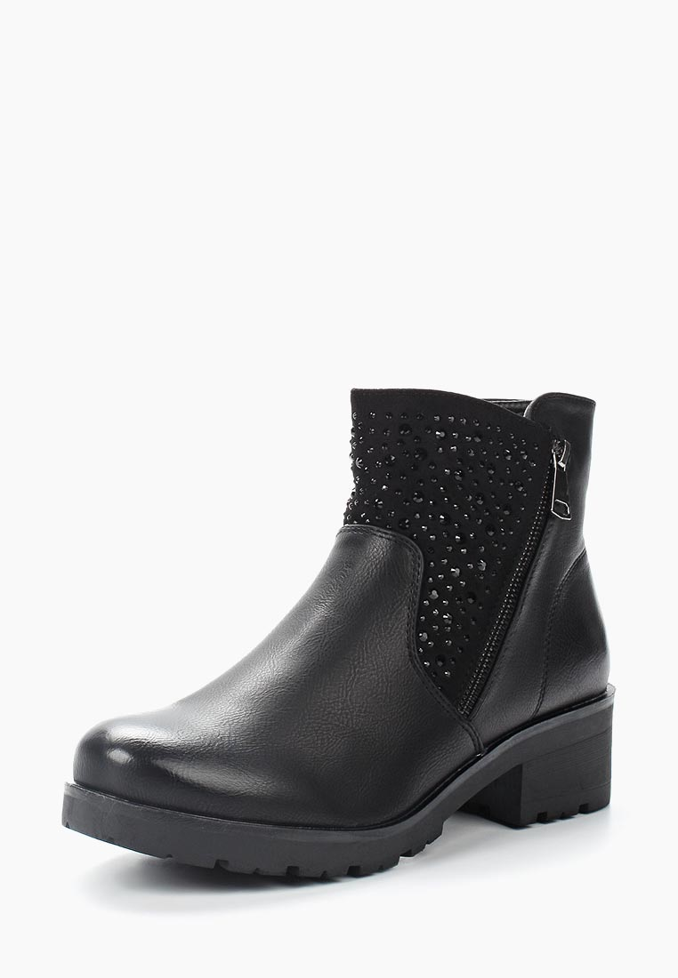 Женские ботильоны Max Shoes B196